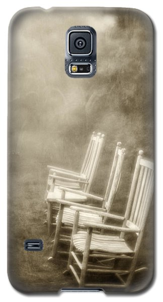 Sit A Spell-sepia Galaxy S5 Case