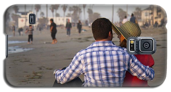 Galaxy S5 Case featuring the photograph Sit With Me Forever by Nathan Rupert