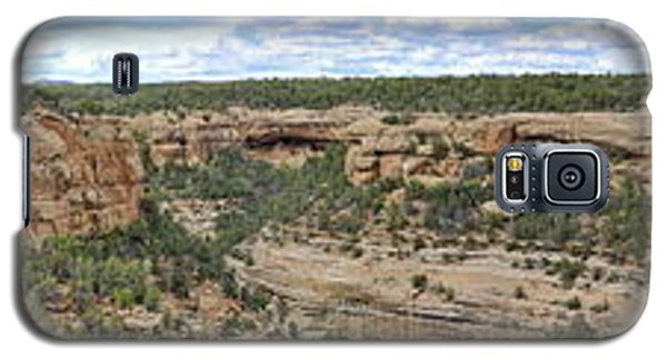 Sites At Mesa Verde Galaxy S5 Case
