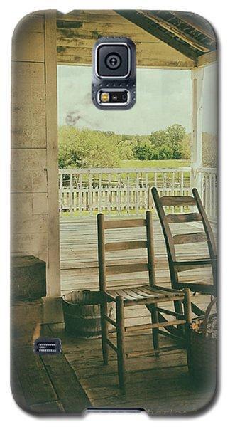 Sittin Place Galaxy S5 Case