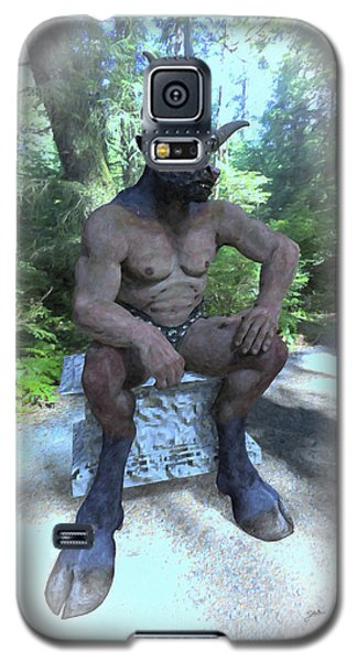 Sitting Bull Galaxy S5 Case