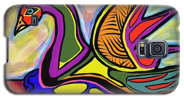 Sitting Galaxy S5 Case