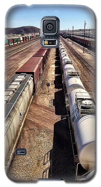 Six Trains Galaxy S5 Case