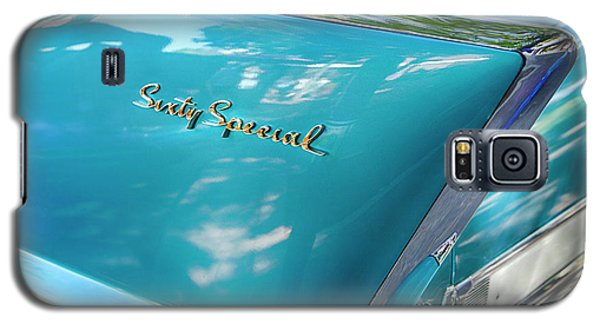Sixty Special Cadillac Galaxy S5 Case by Theresa Tahara