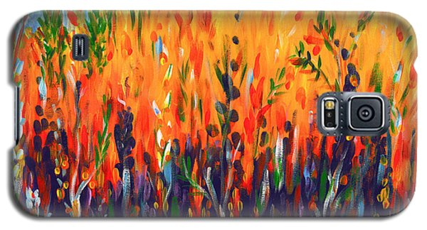 Sizzlescape Galaxy S5 Case by Holly Carmichael