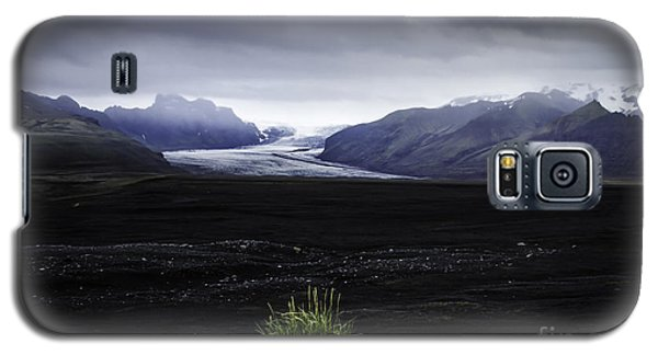 Skaftafellsjokull Glacier Galaxy S5 Case by Nancy Dempsey