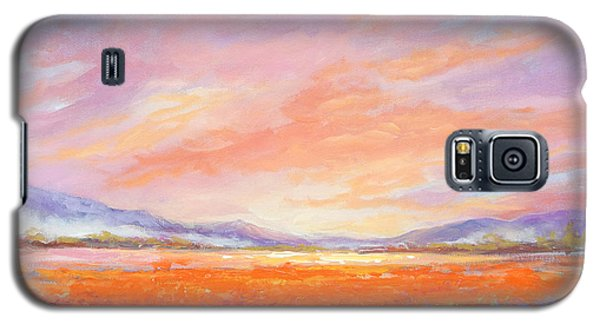Skaggit Valley Tulips Galaxy S5 Case