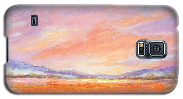 Skaggit Valley Tulips Galaxy S5 Case