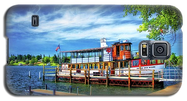 Skaneateles Lake Cruise Boat Galaxy S5 Case