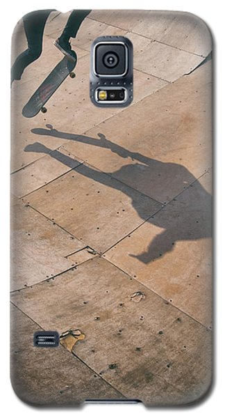 Skater Boy 001 Galaxy S5 Case