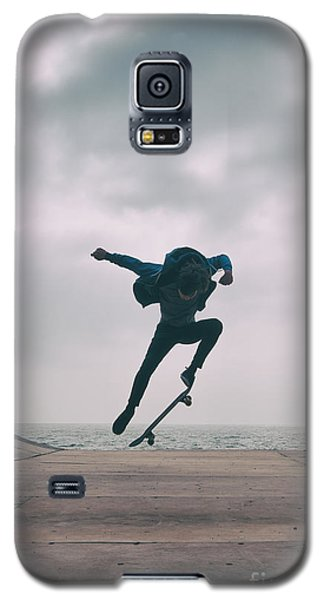 Skater Boy 004 Galaxy S5 Case