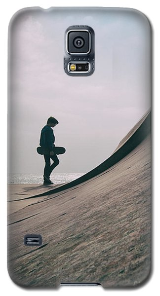 Skater Boy 006 Galaxy S5 Case