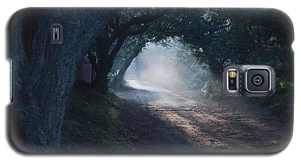 Skc 4671 Road Towards Light Galaxy S5 Case