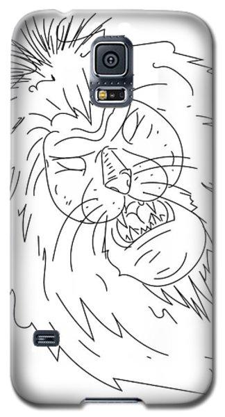Sketch A15 Galaxy S5 Case