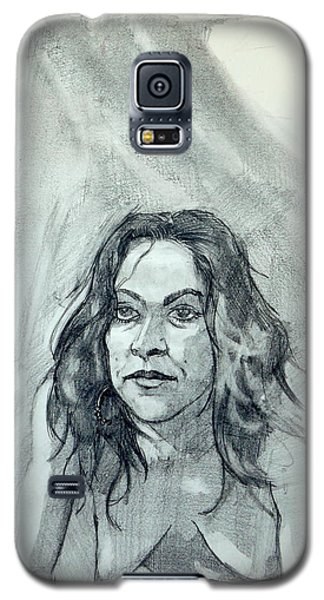 Sketch For Sera.10.01 Galaxy S5 Case by Ray Agius
