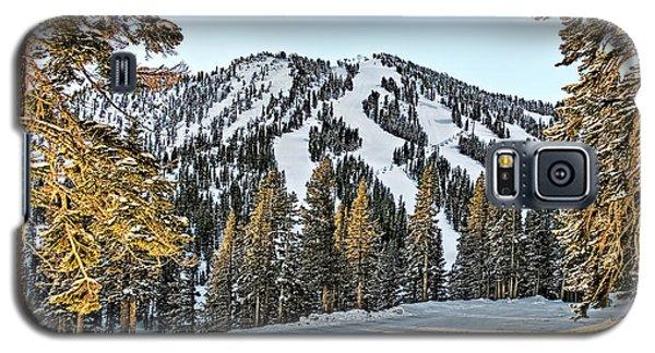 Ski Runs Galaxy S5 Case