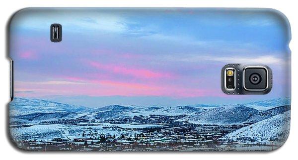 Ski Town Galaxy S5 Case