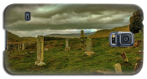 Skies And Headstones #g9 Galaxy S5 Case