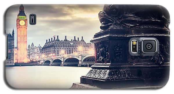 Skies Over London Galaxy S5 Case