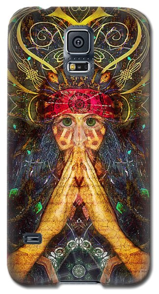 Skin Graft Hieroglyphics Galaxy S5 Case