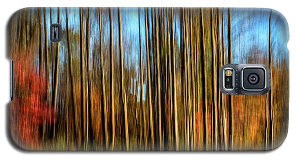 Skinny Forest Swipe Galaxy S5 Case