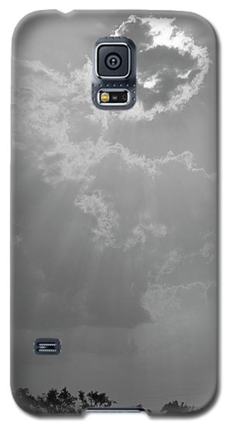 Skn 2170 Blessings Showered Galaxy S5 Case by Sunil Kapadia
