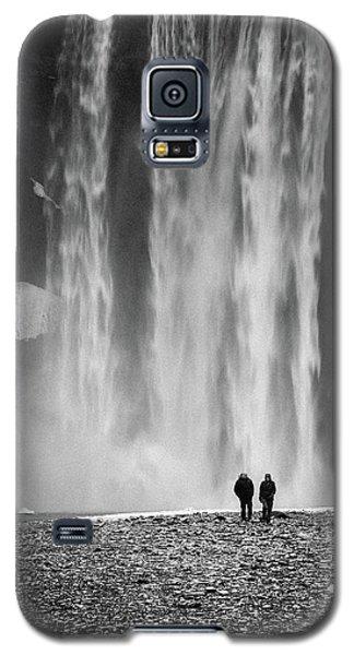 Skogafoss Galaxy S5 Case