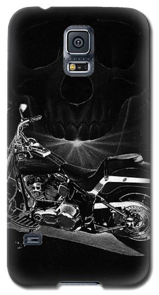 Skull Harley Galaxy S5 Case