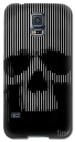Skull Lines Galaxy S5 Case