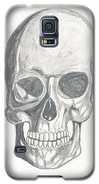 Skull Study 2 Galaxy S5 Case