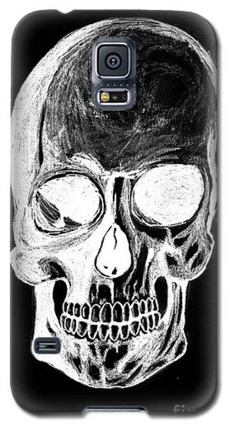 Skull Study 3 Galaxy S5 Case