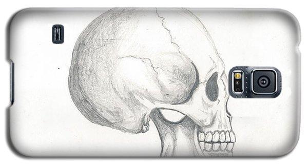 Skull Study Galaxy S5 Case