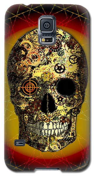 Skullgear Galaxy S5 Case by Iowan Stone-Flowers