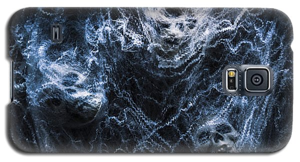 Skulls Tangled In Fear Galaxy S5 Case