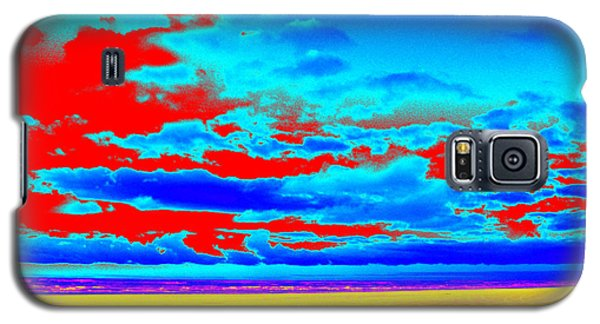 Sky #3 Galaxy S5 Case