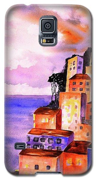 Sky At Dusk  Galaxy S5 Case by Carlin Blahnik