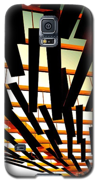 Sky Chasm Galaxy S5 Case by Cathy Dee Janes