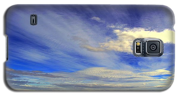 Galaxy S5 Case featuring the photograph Sky by Irina Hays