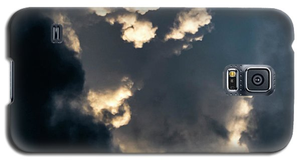 Galaxy S5 Case featuring the photograph Sky Life Creator by Steven Poulton