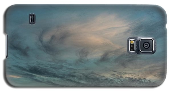 Galaxy S5 Case featuring the photograph Sky Life by Steven Poulton