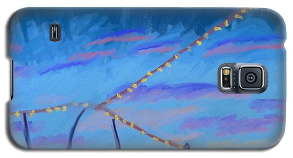 Sky Lights Galaxy S5 Case