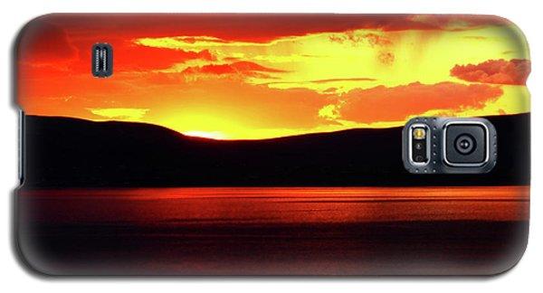 Sky Of Fire Galaxy S5 Case