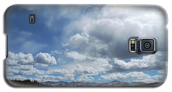 Sky Of Shrine Ridge Trail Galaxy S5 Case by Amee Cave