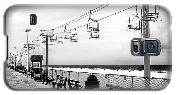 Sky Ride At Seaside Heights Galaxy S5 Case