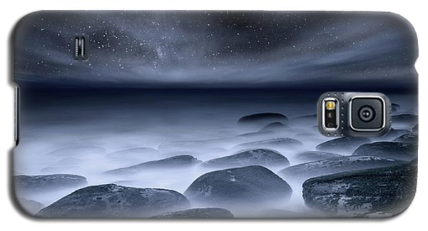 Galaxy S5 Case featuring the photograph Sky Spirits by Jorge Maia