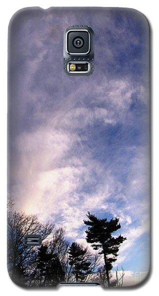Sky Study 2 3/11/16 Galaxy S5 Case by Melissa Stoudt