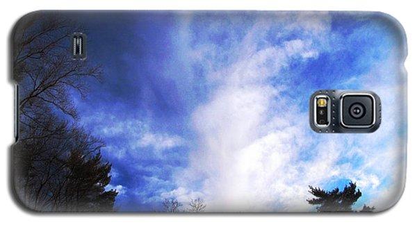 Sky Study 4 3/11/16 Galaxy S5 Case by Melissa Stoudt
