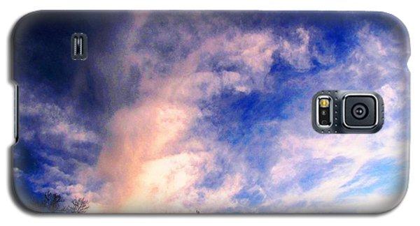 Sky Study 5 3/11/16 Galaxy S5 Case by Melissa Stoudt