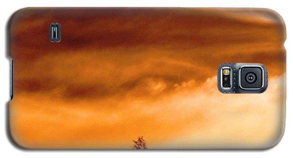 Eye Of Jupiter Galaxy S5 Case by Melissa Stoudt