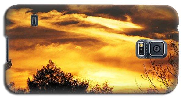 Sky Study 7 3/11/16 Galaxy S5 Case by Melissa Stoudt
